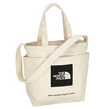 4679ef027 THE NORTH FACE 100% Organic Cotton 2 WAY Utility Tote Shoulder Bag,  Large-Capacity Anywhere Canvas Bag (Black)
