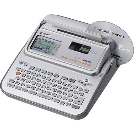 Amazon.com: csocwl300 – Casio cw-l300 Disco Título Impresora ...