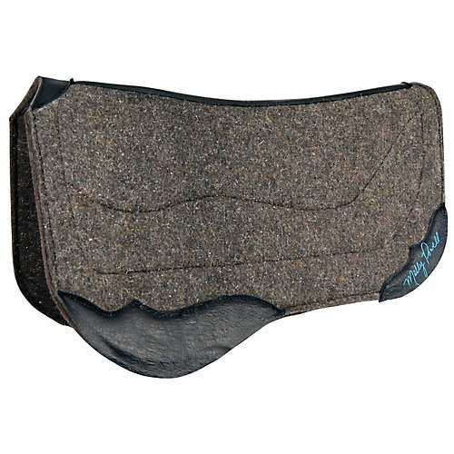 Reinsman Molly Powell Freedom Fit Wool Saddle Pad by Reinsman