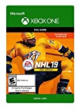 NHL 19: Standard Edition (Pre-Purchase) - Xbox One [Digital Code]