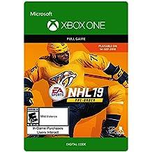 NHL 19: Standard Edition- Xbox One [Digital Code]