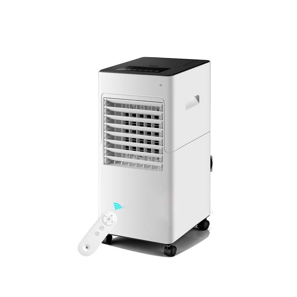 LPD-冷風機 エアコンポータブル冷風クーラーファンモバイルエアコン加湿器空気清浄機12時間タイミング急速冷却スマートタッチパネル B07TYT6GBR