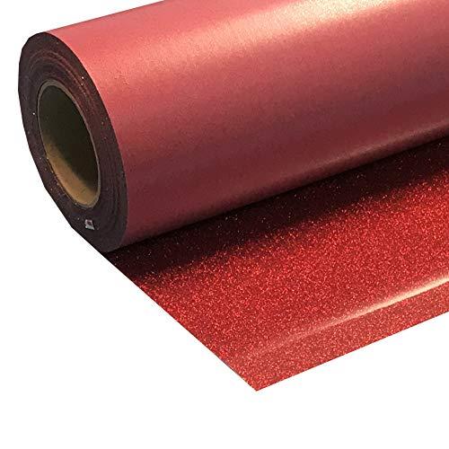 Siser Glitter Red 20