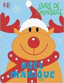 buy nol magique livres de coloriage magic christmas coloring book kids volume 3 book online at low prices in india nol magique livres de coloriage