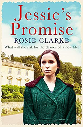 book cover of Jessie\'s Promise