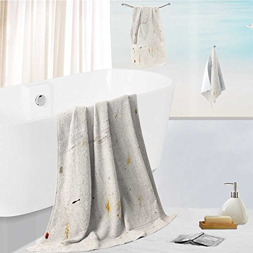 aolankaili 3 Bath Towels New Style Cotton Printing colorful