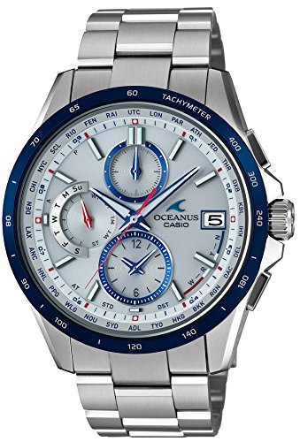 Casio(OCEANUS Classic Line)「Smart Access TOUGH MVT.」 OCW-T2610C-7AJF(Japan Import-No Warranty)
