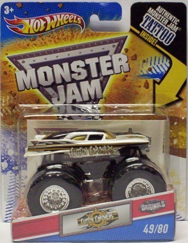 2011 Hot Wheels Monster Jam #20/80 MONSTER MUTT 1:64 Scale C
