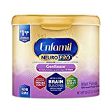 Enfamil NeuroPro Gentlease Baby Formula Gentle Milk Powder, 20 ounce - MFGM, Omega 3 DHA, Probiotics, Iron & Immune Support
