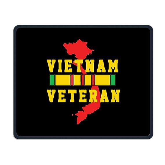 Amazon Vietnam Veteran Rectangle Comfortable Mousepad Cushion