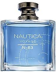 Nautica Voyage N-83 Eau de Toilette Spray, 3.4 Ounce