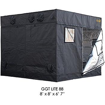 Gorilla Grow Tent LTGGT88 Tent 8u0027 x 8u0027 x 6u00277   sc 1 st  Amazon.com & Amazon.com : Gorilla Grow Tent 9x9 : Garden u0026 Outdoor