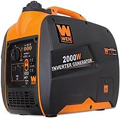 Save on the WEN 56200i Super Quiet 2000-Watt Portable Inverter Generator
