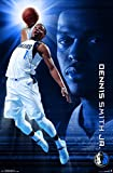 "Trends International Wall Poster Dennis Smith Jr Dallas Mavericks, 22.375"" x 34"""