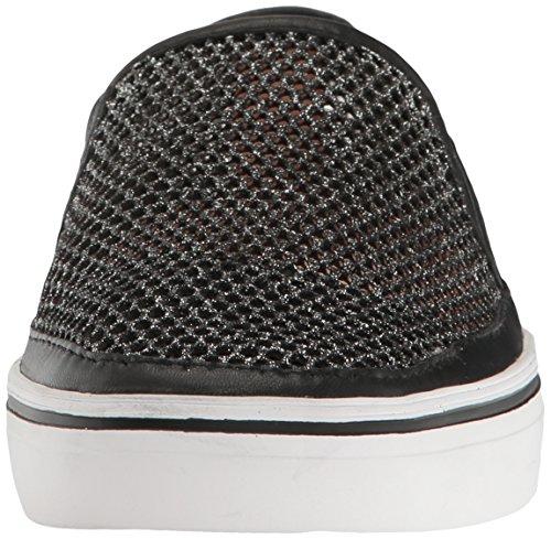 Spade Women's York Metallic New Mesh Kate Fashion Sneaker Sallie Black qdAtTqxnw