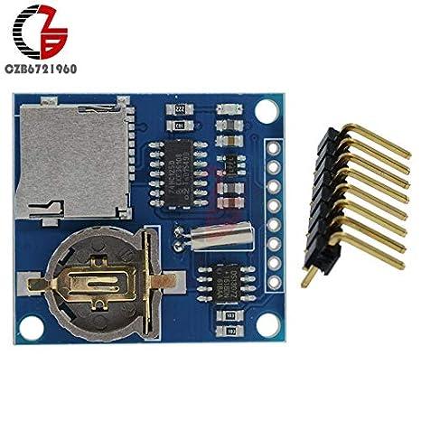 diymore Mini DS1307 V1 0 Real Time Clock Logging Recorder