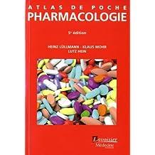 Atlas de Poche de Pharmacologie 5e Éd.
