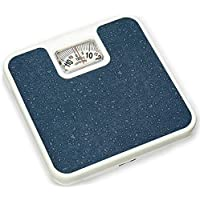 MG Iron Analogue Personal Health Check Up Fitness Weighing Scale (DARK Blue)