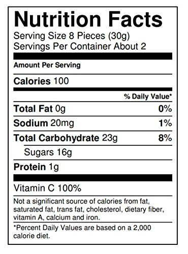 Black Forest Juicy Burst Fruit Snacks, Mixed Fruit, 2.25 Ounce, Pack of 48