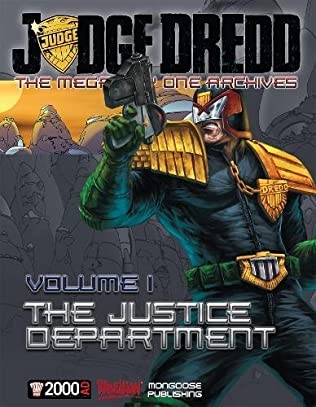book cover of The Justice Department