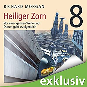 Kovacs 8: Heiliger Zorn II Hörbuch