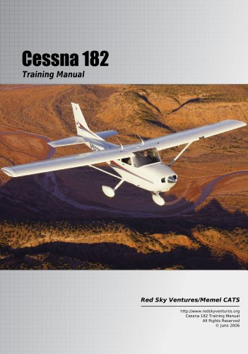 Cessna 182 Training Manual (Cessna Training Manuals)