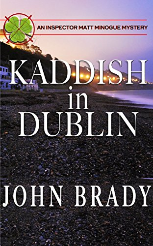 book cover of Kaddish in Dublin