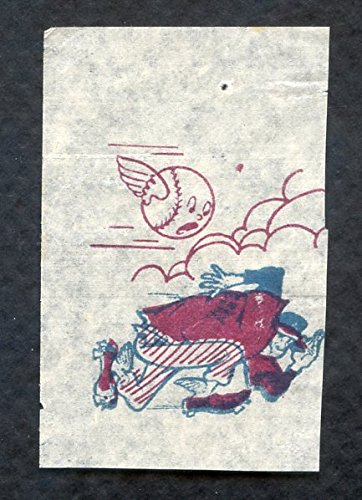 1950's Miniature Team Tattoos Chicago White Sox EX-MT 353287 Kit Young Cards