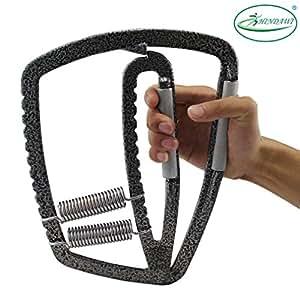 Rolin Adjust Super Vise Gripper Hand Grip Strengthener (2 spring)