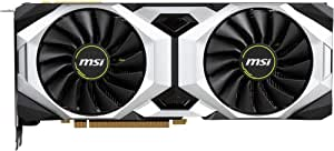 MSI GeForce RTX 2080 VENTUS 8G OC - Tarjeta gráfica Enthusiast ...