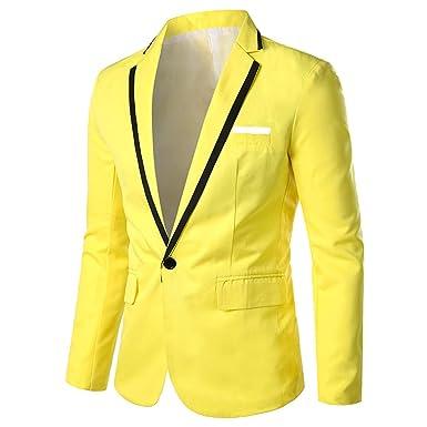 Trajes Hombre Chaquetas Charm Encanto Casual Apto Fit Suit ...
