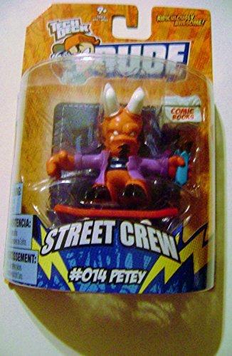 (Tech Deck Dude Street Crew #14 Petey)