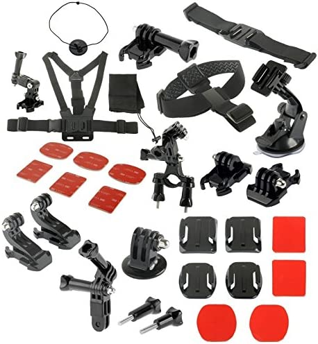 3//2 for DJI Gopro Action Camera Ultimate Combo Kit 31 in 1 Accessories for GoPro Hero 4//3+ SJ4000 1
