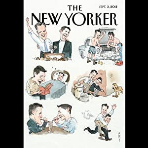 The New Yorker, September 3rd 2012 (Sarah Stillman, Tad Friend, Philip Gourevitch) Periodical