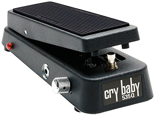 Dunlop 535Q Cry Baby Multi-Wah, Black