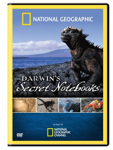 Darwins Secret Notebooks National Geographic