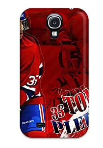 KPAcbAD5499hqkkO Snap On Case Cover Skin For Galaxy S4(montreal Canadiens (5) )