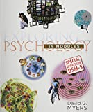 Exploring Psychology in Modules with DSM5 Update and LaunchPad 6 Month Access Card, Myers, David G., 1464189617