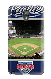 New Style san diego padres MLB Sports & Colleges best Note 3 cases