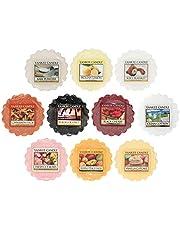 Yankee Candle Tart Set, różne zapachy, 10 szt. w opakowaniu