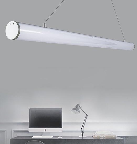 Lampade Sospensione Per Ufficio.Zmh Led Lampada A Sospensione Acyle Soffitto Ufficio Lampada Led