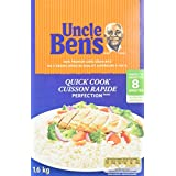 Uncle Ben's Quick Cook Perfection Rice, 1.6 Kg