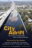 img - for City Adrift: New Orleans Before and After Katrina book / textbook / text book
