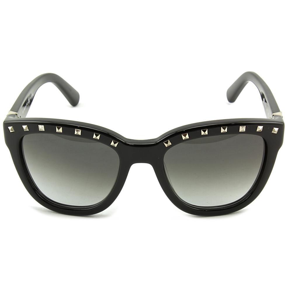 Amazon.com: anteojos de sol VALENTINO V 677 S 001 negro: Shoes