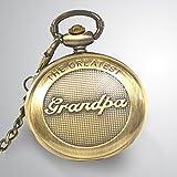 Jewelry Adviser Watches Greatest Grandpa Pocket Watch