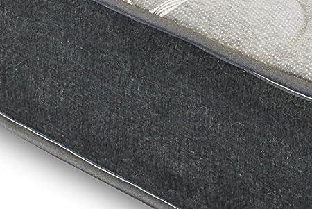 Carbono Sport- El colchón de los Deportistas, 6cm viscoelastica, Poder descontracturante. 80x180: Amazon.es: Hogar