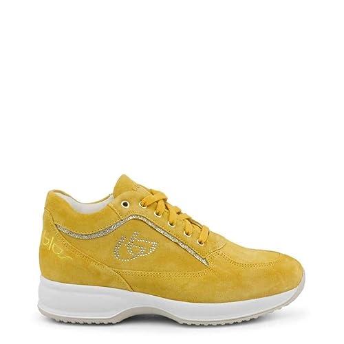 Blu Byblos Byblos Blu 682001 Sneakers Donna Giallo 38