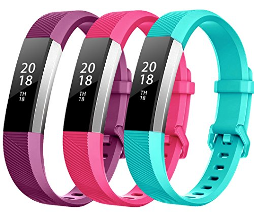 CreateGreat For Fitbit Alta HR and Alta Bands, Replacement Accessory Band For Fitbit Alta/Alta HR Bands/Alta HR Fitbit