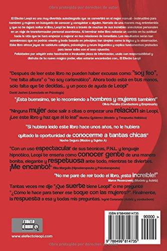 El Efecto Leopi: Cómo ganarse el corazón, la mente y el cuerpo de cualquier persona (Spanish Edition): Leonel Castellanos: 9788499814735: Amazon.com: Books