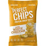 Ips Protein Chips, White Cheddar, 1 Ounce (Pack of 6)